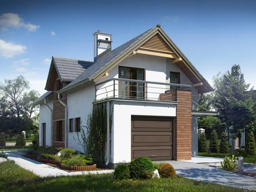 Железнодорожном план дома на узком участке с гаражом фото поиск
