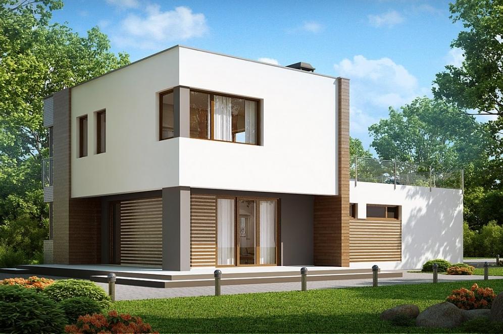 Выбираем дачные домики: более 150 готовых проектов