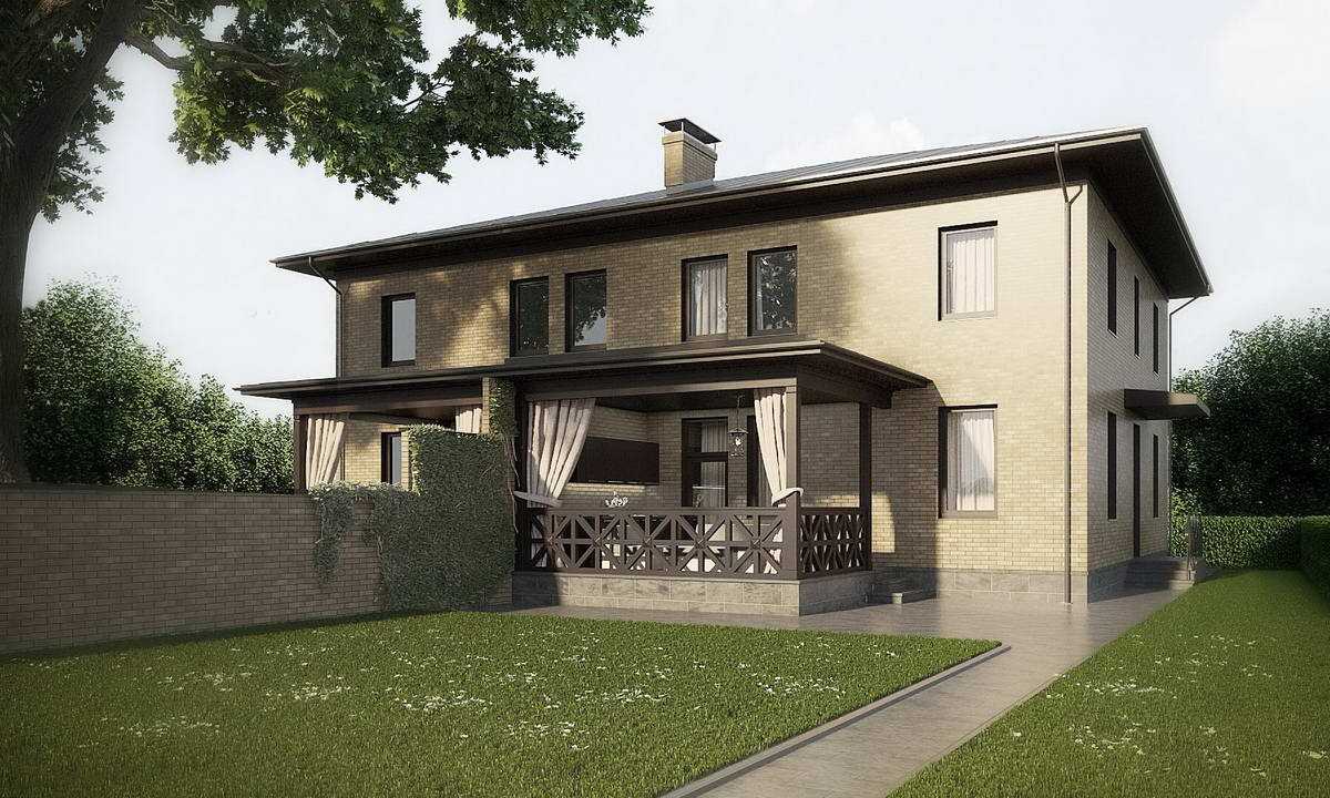 Дизайн Домов (Фото) 2018 + Вдохновляющий Интерьер Дома