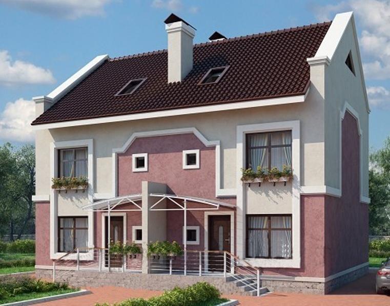 Популярные проекты домов и коттеджей - Лидеры