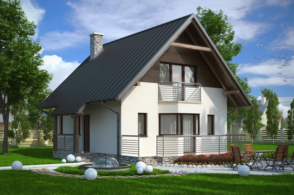 Дома из сип-панелей в Новосибирске - проекты, цены